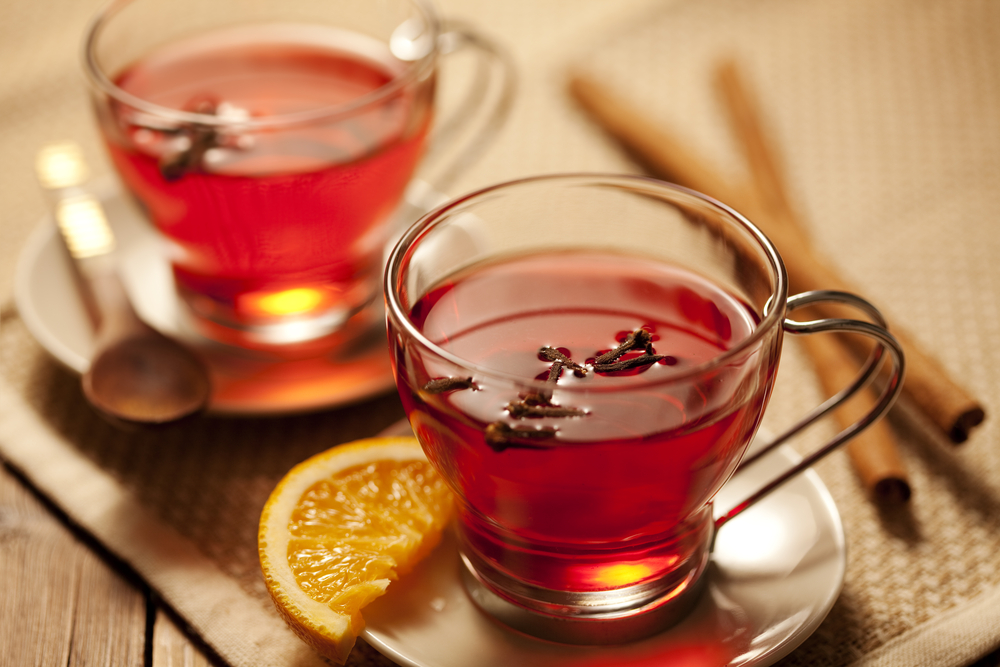 Apple Cider Spiced Hot Toddy